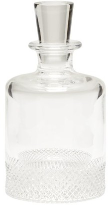 Richard Brendon - Diamond Small Crystal Decanter - Clear