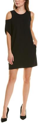 Tsesay Cold-Shoulder Shift Dress