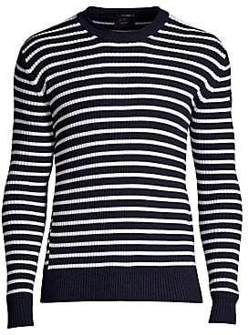 Paul & Shark Men's Striped Knit Sweater