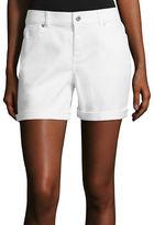 Liz Claiborne Roll Cuff Shorts