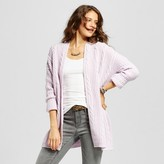 Women's Cardigan Lilac - Xhilaration (Juniors')