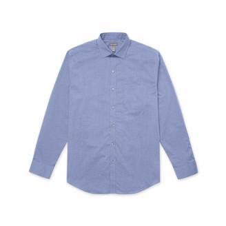 Van Heusen Men's Tall Stain Shield Long Sleeve Button Down Shirt