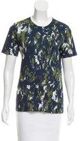 Jason Wu Abstract Print Short Sleeve T-Shirt