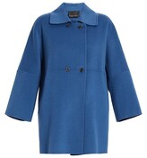 Thumbnail for your product : Marina Rinaldi, Plus Size Natalia Double-Face Wool Coat