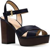 MICHAEL Michael Kors Divia Block Heel Platform Sandals