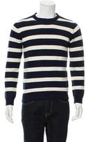 Gant Striped Crew Neck Sweater