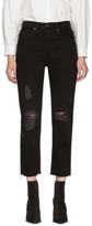 Frame Black Le Original Release Hem Jeans