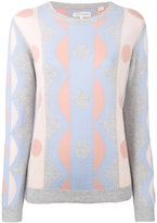 Chinti and Parker cashmere scallop sweater - women - Cashmere - XS