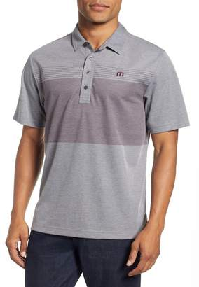 Travis Mathew From A to B Regular Fit Polo