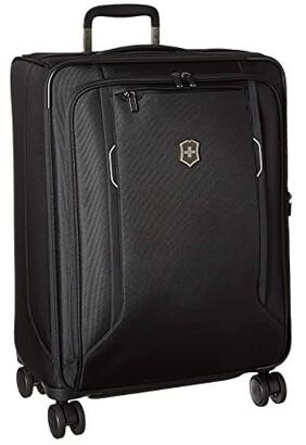 Victorinox Werks Traveler 6.0 Medium Softside Case (Black) Luggage