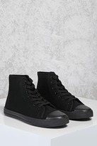 Forever 21 High-Top Sneakers
