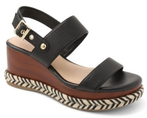 BCBGeneration Allia Flatform Wedge Sandals Women's Shoes