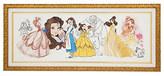 Disney Art of Belle Limited Edition Framed Giclée