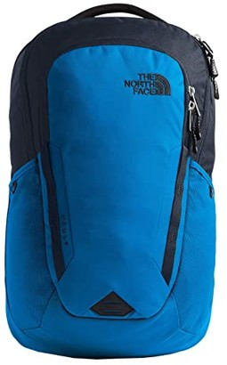 The North Face Vault Backpack (Clear Lake Blue/Urban Navy) Backpack Bags