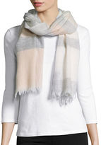 Lord & Taylor Striped Cashmere Scarf