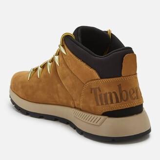 Timberland Men's Euro Sprint Trekker Boots - Wheat Nubuck