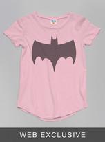 Junk Food Clothing Toddler Girls Batman Tee-patti-2t