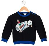 Little Marc Jacobs Boys' Printed Sweater
