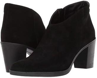 The Flexx Out West (Black Suede) Women's Shoes