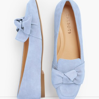 Talbots Stella Bow Loafers
