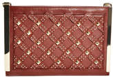 Guess Studded Faux-Leather Crossbody