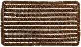 Williams-Sonoma Williams Sonoma Rectangle Stripes Wire Brush Doormat