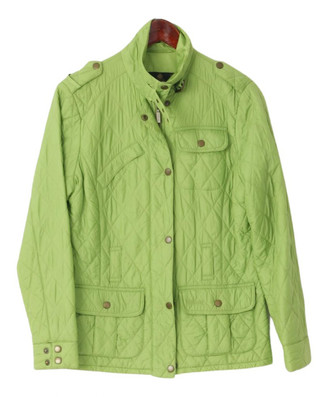 Barbour Green Synthetic Jackets