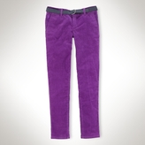 Skinny Corduroy Trouser