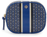 Tory Burch Gemini Link Round Cosmetic Bag