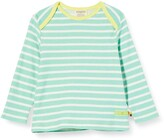proud Baby Girls Longsleeve Shirt Allover Print Organic Cotton Long Sleeve Top loud
