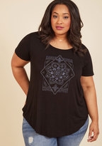 ModCloth Ensemble Ambience T-Shirt in XS