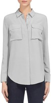 Whistles Military Silk Shirt