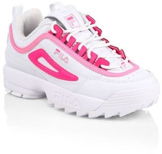 Fila Girl's Disruptor II Sneakers