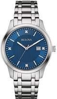 Bulova 96D127 Stainless Steel Men's Watch