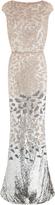 Rachel Gilbert Carlotta Embellished Gown