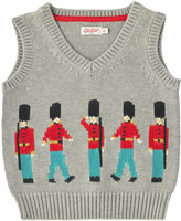 Cath Kidston Placement Print Knitted Tank