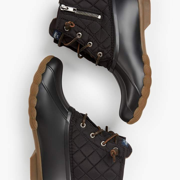 af6eb9553ba6 Quilted Duck Boots - ShopStyle