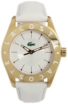 Lacoste Women's Biarritz 2000586 Leather Quartz Watch with Dial