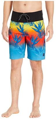 Rip Curl Mirage Crosswave (Blue) Men's Swimwear