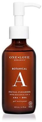 One Love Organics Botanical A Facial Cleanser Foaming Cleanser