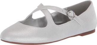 Vince Camuto Girls' Flat Dress Shoe Mary Jane