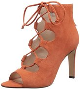 Nine West Women's Unfrgetabl Suede Dress Pump