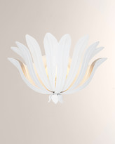 Worlds Away Cayman Sconce
