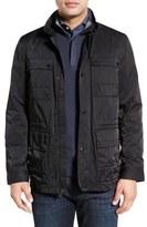 John W. Nordstrom Nylon Military Jacket
