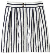 See by Chloé / Eyelet Pleat Trouser Skirt
