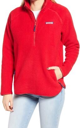 Vineyard Vines Fleece Half-Zip Sweatshirt