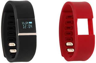 IFITNESS Ifitness Unisex Adult Digital Red Smart Watch-Ift2744bk668-413