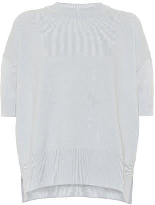Jil Sander Oversized cashmere knit top