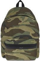Saint Laurent Classic Hunting Backpack