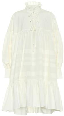 Cecilie Bahnsen Macy cotton midi dress